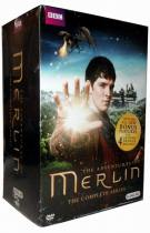 The Adventures of Merlin The Complete Series Season 1-5 24 Disc Set