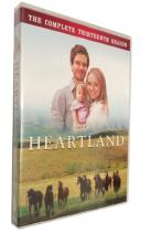 Heartland Season 13 DVD Box Set 4 Disc