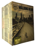 The Walking Dead The Complete Seasons 1-10 DVD Box Set 46 Disc