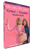 Grace and Frankie Season 5 DVD Box Set 3 Disc