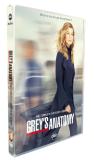 Grey's Anatomy Season 16 DVD Box Set 5 Disc