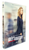 Grey's Anatomy Season 16 DVD Box Set 5 Disc
