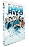 Hawaii Five-0 Season 10 Tenth DVD Box Set 5 Disc