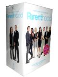 Parenthood The Complete Series Seasons 1-6 DVD Box Set 23 Disc