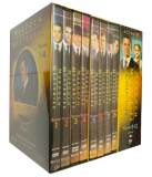 Murdoch Mysteries The Complete Seasons 1-13 DVD 58 Discs Box Set