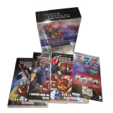 Transformers The Japanese Collection DVD Box Set 13 Disc