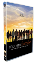 Modern Family Season 11 DVD Box Set 3 Disc