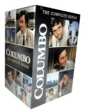 Columbo Complete Series Season 1-7 DVD Box Set 34 Disc