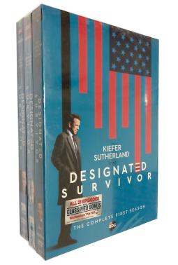 Designated The Complete Series Seasons 1-3 DVD Box Set 12 Discs