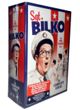 Sgt. Bilko The Phil Silvers Show The Complete Seasons 1-4 20 Disc Set Boxset New