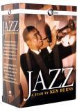 Jazz A Film By Ken Burns DVD Box Set 10 Disc