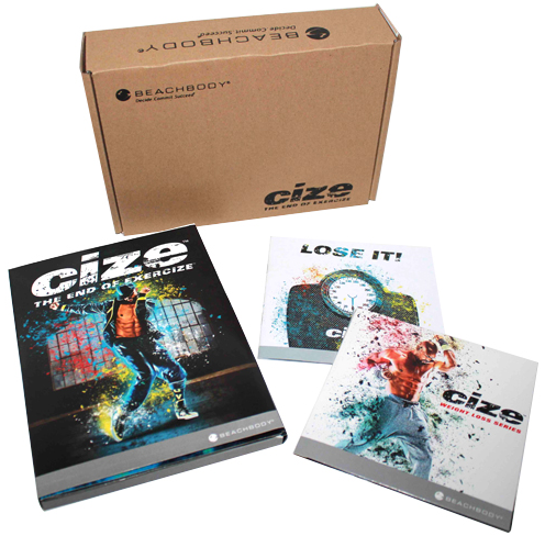 Cize Dance Workout 6 DVDs The End Exercise & Weight Loss