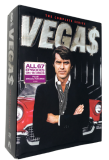 Vegas The Complete Series DVD Box Set 18 Disc