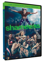 Shameless Season 10 DVD Box Set 3 Disc