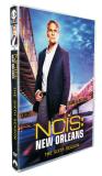 NCIS New Orleans Season 6 DVD Box Set 5 Disc