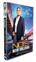 NCIS New Orleans Season 6 DVD Box Set 5 Disc