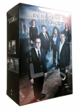 Person of Interest The Complete Series Seasons 1-5 DVD Box Set 27 Disc