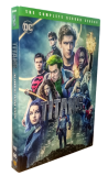 Titans The Complete Season 2 DVD Box Set 3 Disc