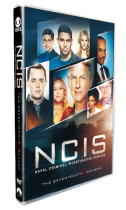 NCIS Naval Criminal Investigative Service Season 17 DVD 5 Disc Box Set