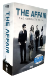 The Affair the Complete Series Seasons 1-5 DVD Box Set 19 Disc