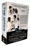 The Affair the Complete Series Seasons 1-5 DVD Box Set 19 Disc