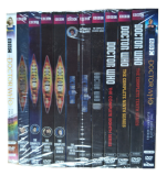 Doctor Who The Complete Seasons 1-12 DVD Box Set 62 Disc