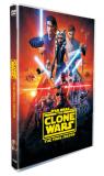 Star Wars The Clone Wars The Complete Series Seasons 1-7 DVD 25 Discs Box Set