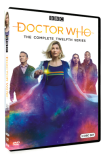 Doctor Who Season 12 DVD Box Set 3 Disc