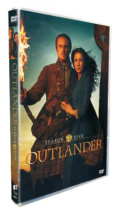 Outlander Season 5 Five DVD Box Set 5 Disc