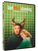 Last Man Standing Season 8 DVD Box Set 3 Disc