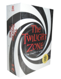 The Twilight Zone The Complete Definitive Collection DVD 25 Disc Set Boxset