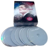 Twin Peaks The Complete Series Seasons 1-3 DVD Box Set 17 Disc