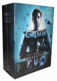 Grimm The Complete Series Seasons 1-6 DVD Box Set 29 Disc