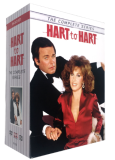 Hart to Hart The Complete Series DVD Box Set 29 Disc New