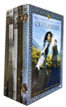Outlander The Complete Seasons 1-5 DVD Box Set 24 Disc