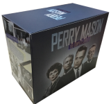 Perry Mason The Complete Series Seasons 1-9 DVD Box Set 72 Disc