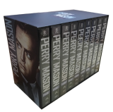 Perry Mason The Complete Series Seasons 1-9 DVD Box Set 72 Disc