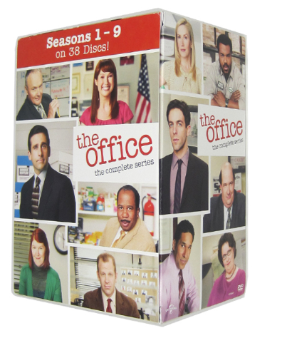 The Office The Complete Series Seasons 1-9 DVD Box Set 38 Disc