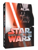 Star Wars Seasons 1-9 Collection DVD Box Set 15 Disc
