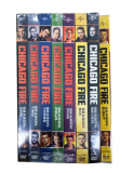 Chicago Fire The Complete Seasons 1-8 DVD Box Set 44 Discs