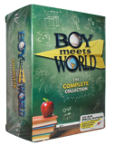 Boy Meets World The Complete Seasons 1-7 DVD Box Set 22 Disc