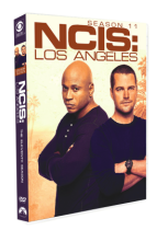 NCIS Los Angeles Season 11 DVD Box Set 5 Disc