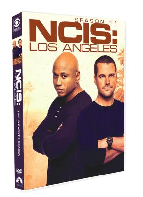 NCIS Los Angeles Season 11 DVD Box Set 5 Disc
