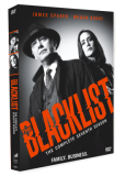 The Blacklist The Complete Seasons 1-7 DVD Box Set 34 Disc