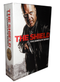 The Shield The Complete Series DVD Box Set 18 Discs New