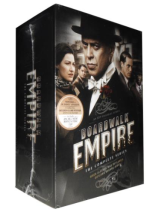 Boardwalk Empire The Complete Series Seasons 1-5 DVD 20 Disc Box Set