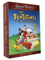 The Flintstones The Complete Series DVD Box Set 20 Discs