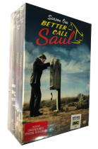 Better Call Saul The Complete Seasons 1-5 DVD Box Set 15 Discs