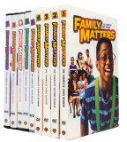 Family Matters The Complete Seasons 1-9 DVD Box Set 27 Discs