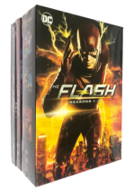 The Flash The Complete Seasons 1-6 DVD Box Set 30 Disc